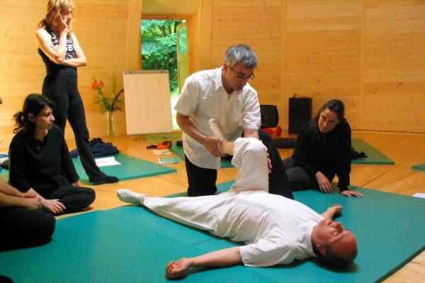 Seminario di studi 2006 ken ko ho - Tecniche di allentamento tensioni interne